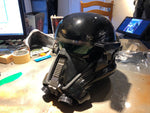 Death Trooper side scanner kit for helmet