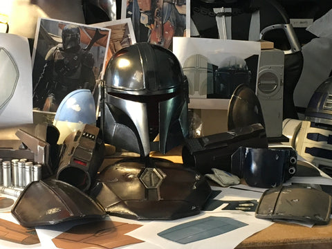 The Mandalorian Armor Episode 1 Print Files
