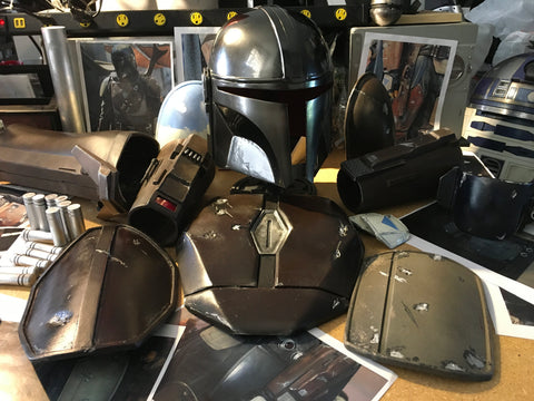 The Mandalorian Armor Kit