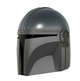 The Mandalorian inspired Beskar armor STL File set