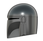 The Mandalorian Helmet 3D Print Files