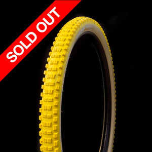 29x2.4 // Trail Casing // RRJR Yellow // Shirt Bundle - Versus Bicycle Tires