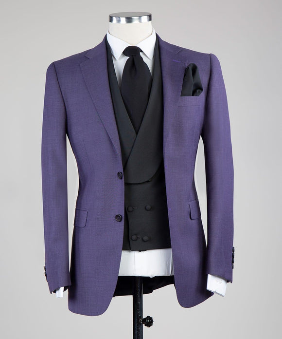 3 piece (Purple)