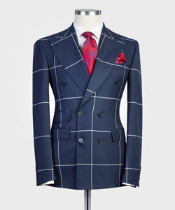 DB - Wide Window Pane (Navy)