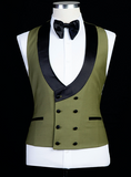 The Bold Tux (Green)