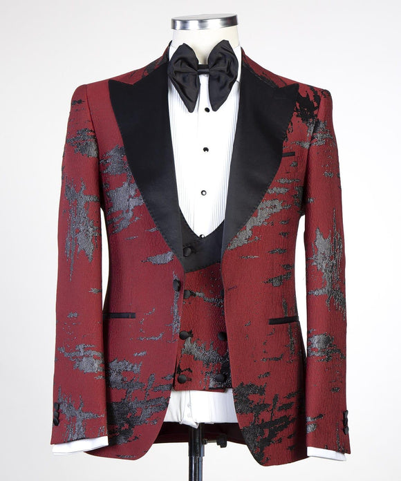 The Bold Tux (New Red)