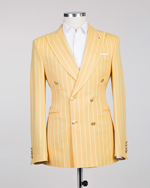 Bold Striped (Yellow)