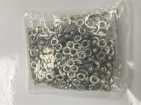 Nickel Self Piercing Grommets 500 per bag
