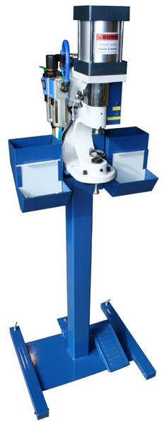 Pneumatic Grommet Machine - Stand Up Foot Press
