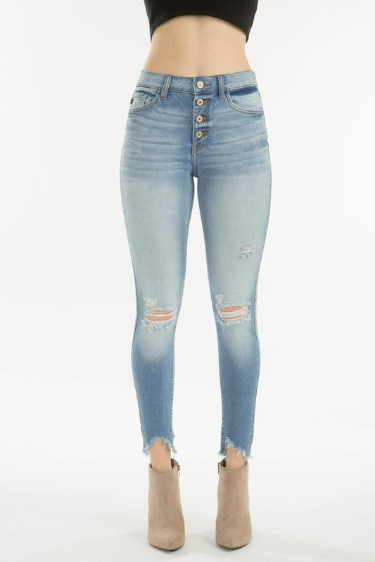 Miller High Rise Denim