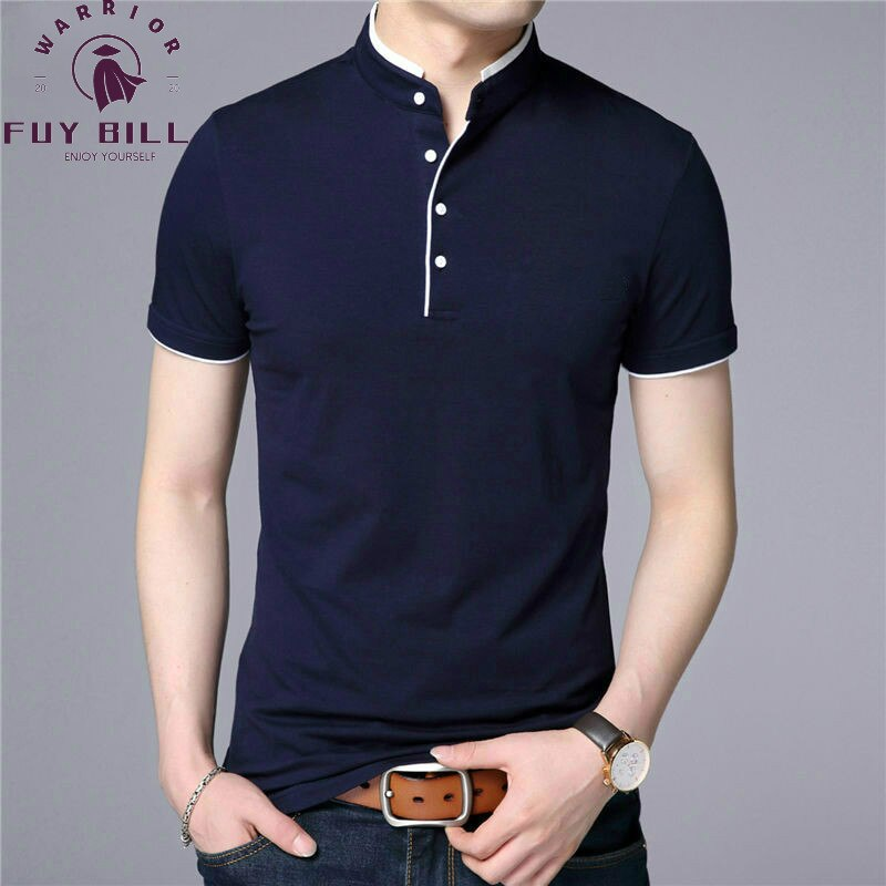 Summer Short-sleeved Cotton T-shirt