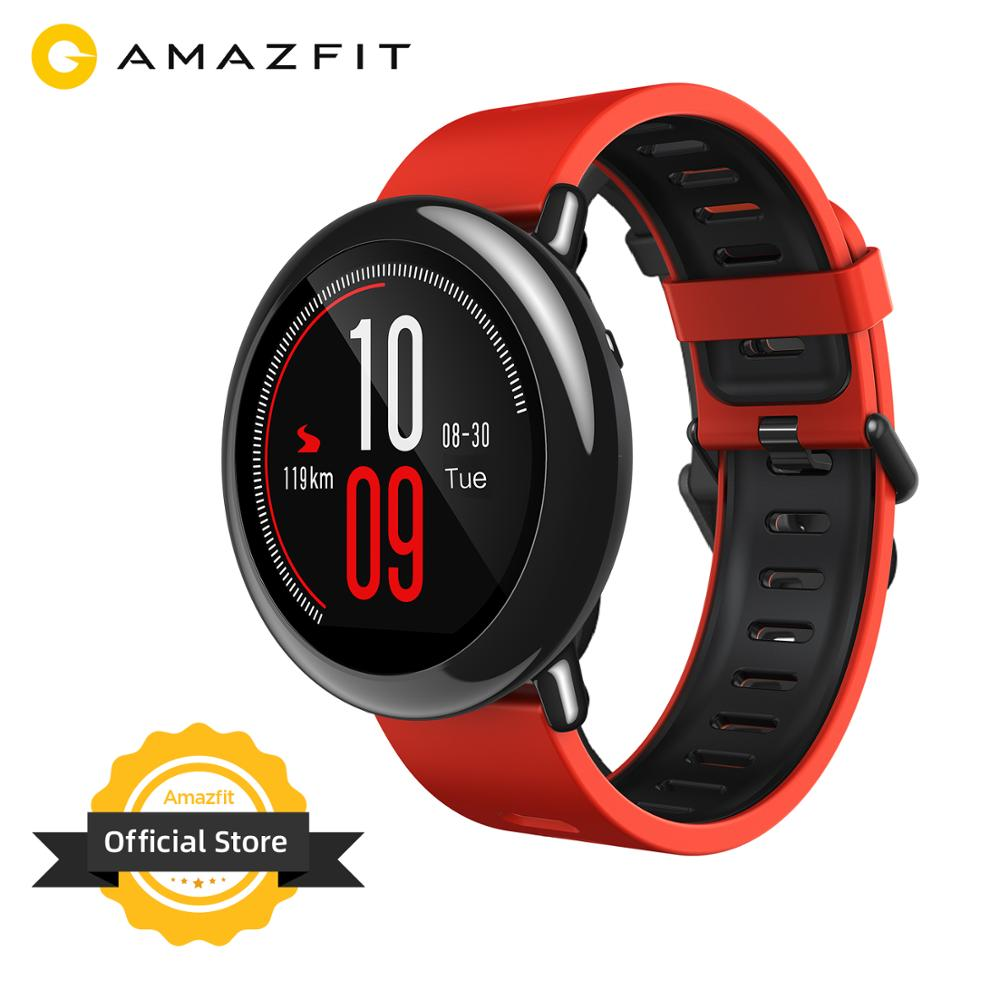 Amazfit Smartwatch Bluetooth Music GPS Information Push Heart Rate For Android Phone