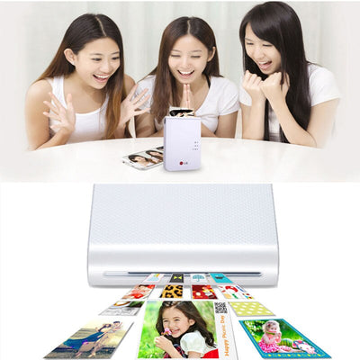 Portable Pocket Printer for Smartphones