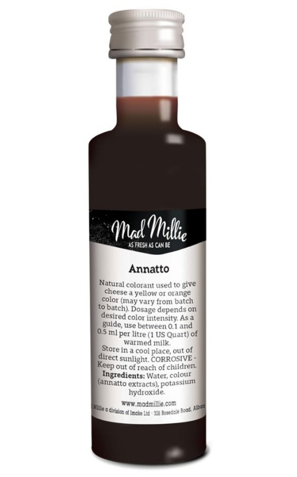 Mad Millie ~ Annatto