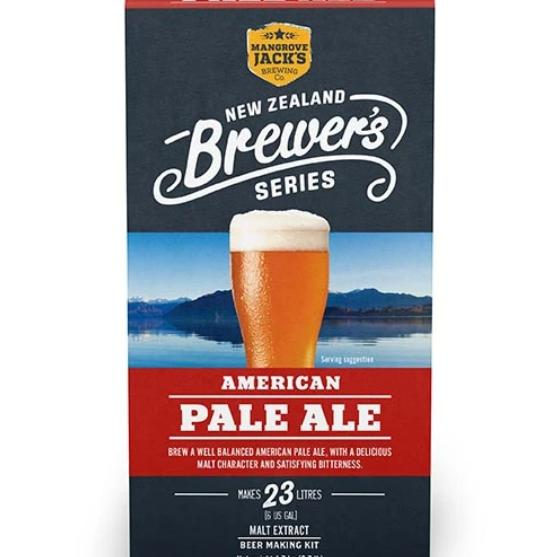 Mangrove Jack's New Zealand Brewers Series American Pale Ale