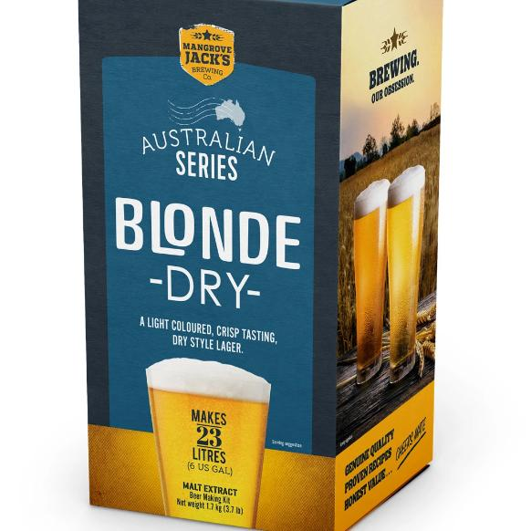 Mangrove Jack's New Zealand Brewers Series Blonde