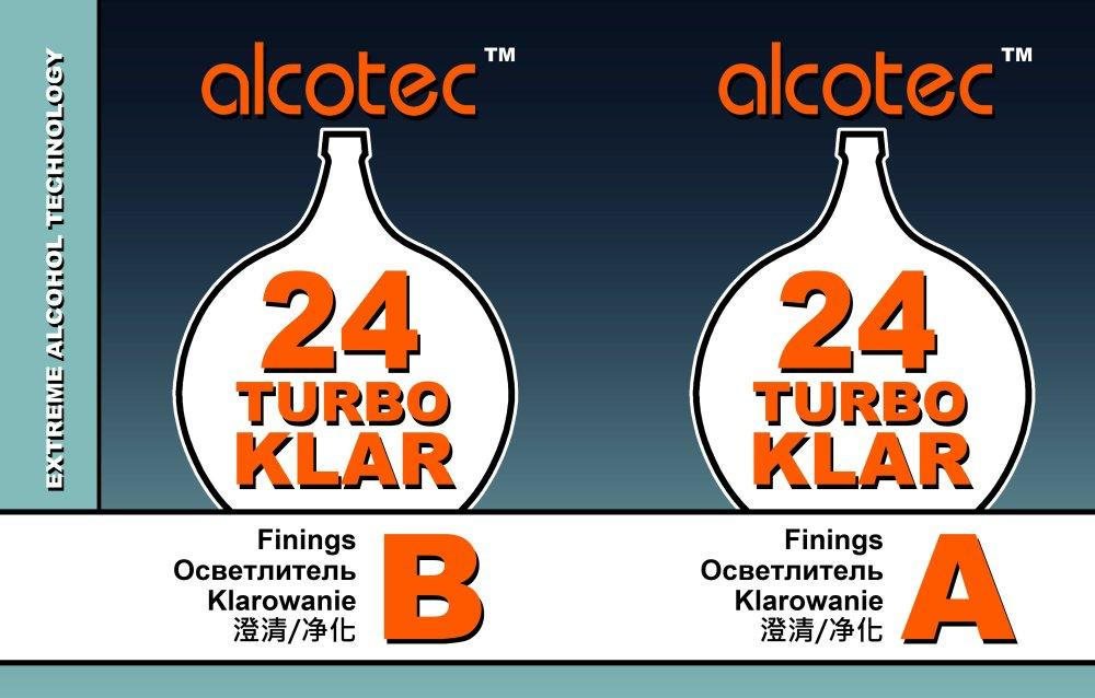 Alcotec Turbo Klar (Clear)