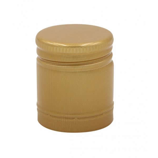 Metal Replacement lids for  1125 glass bottles