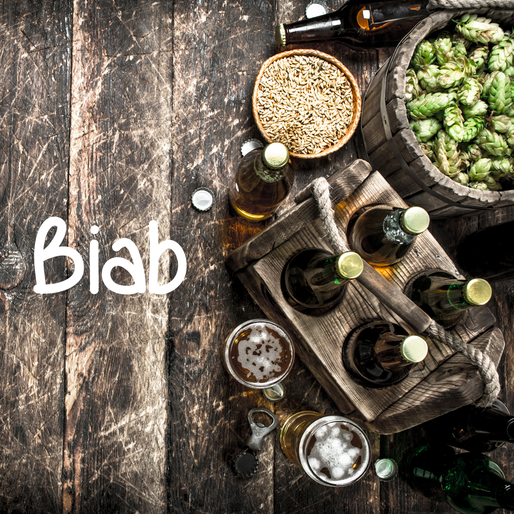 BIAB - Brew in a Bag
