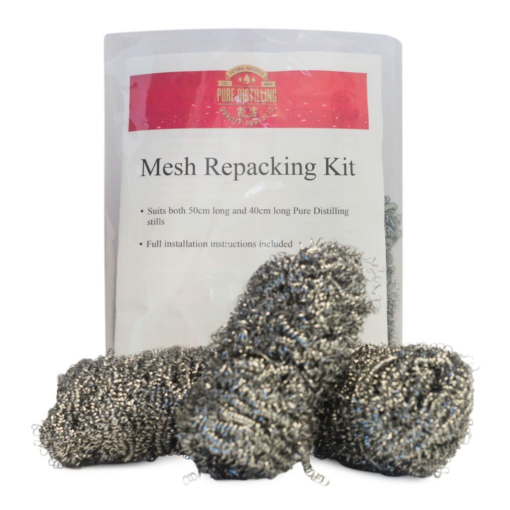 Condenser Mesh Replacement Kit