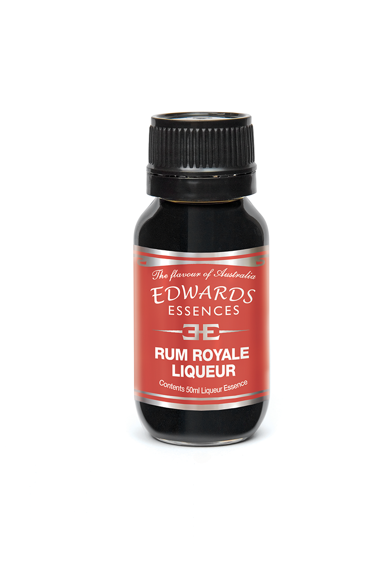 Edwards Essences - Rum Royale Liqueur