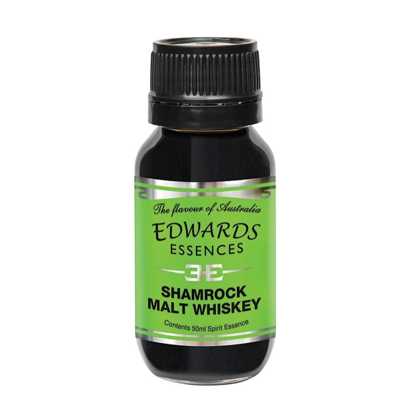Edwards Spirit Essences - Shamrock Malt Whiskey