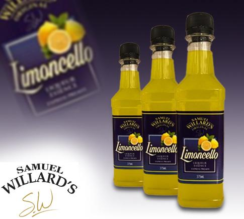 Samuel Willard's Pre-Mix Limoncello