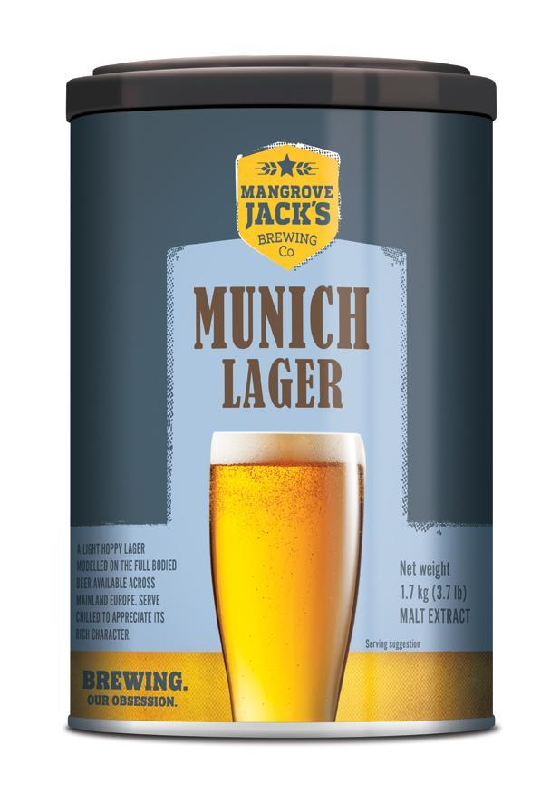Mangrove Jack's Munich Lager