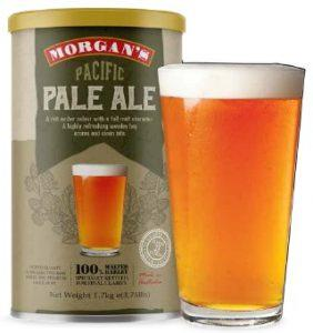 Morgans Ultra Premium Pacific Pale Ale, beer, extract