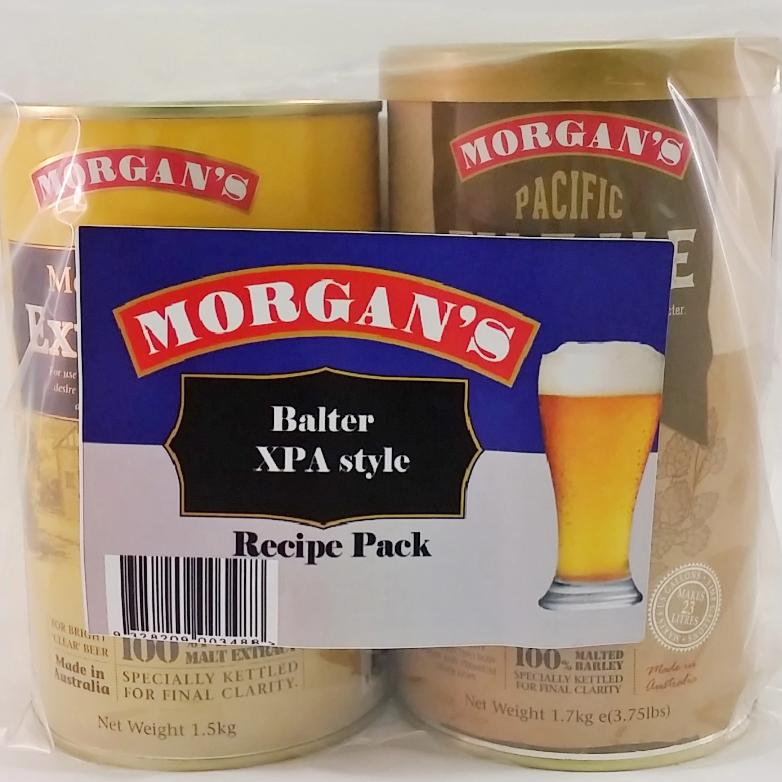 Morgan's Recipe Pack - Balter XPA