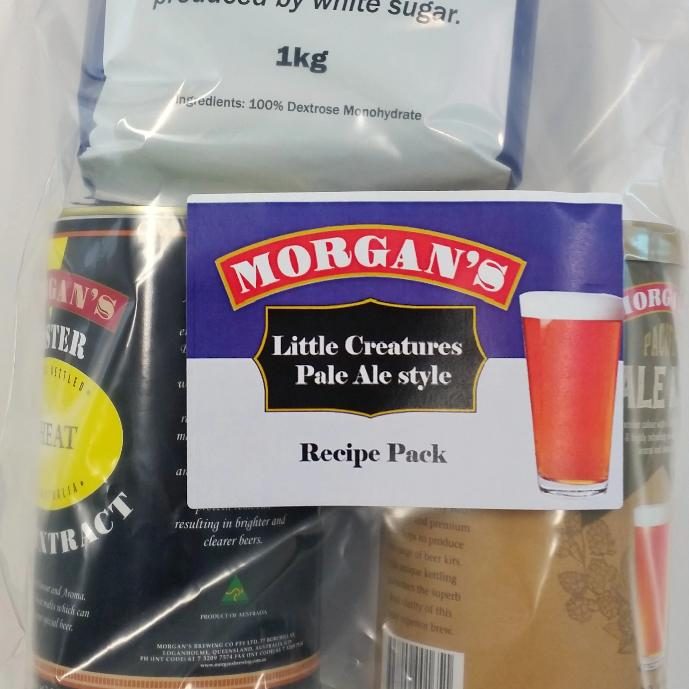 Morgan's Recipe Pack - Little Creatures Pale Ale