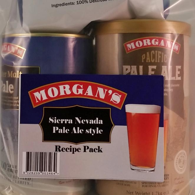 Morgan's Recipe Pack - Sierra Nevada