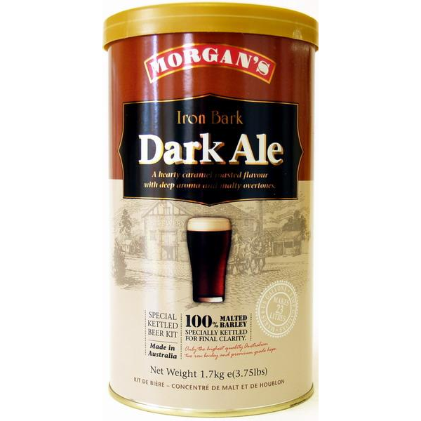 Morgan's Ironbark Dark Ale
