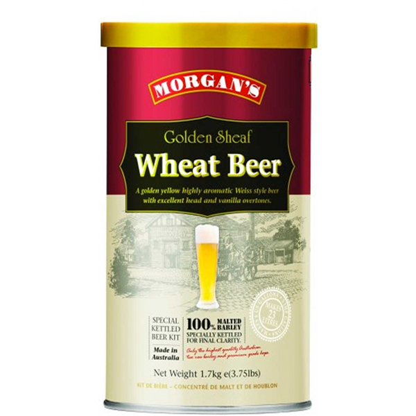 Morgans Premium Golden Sheaf Wheat