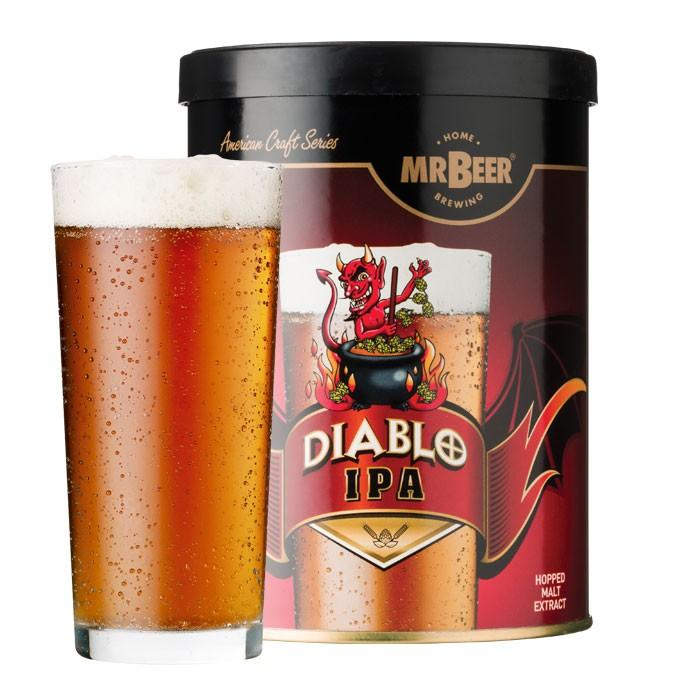 Mr Beer - Diablo IPA