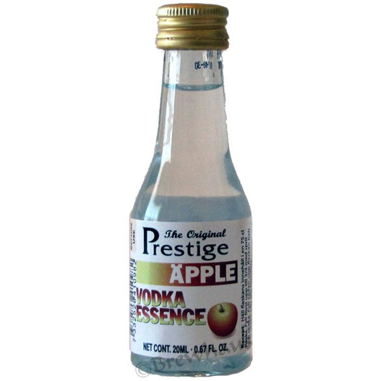 Prestige Apple Vodka