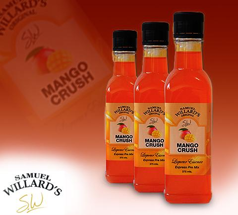 Samuel Willard's Pre-Mix Mango Crush