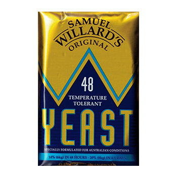 Yeast 48hr Turbo - Samuel Willard's