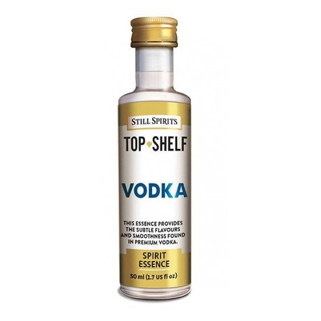 Still Spirit - Top Shelf Vodka