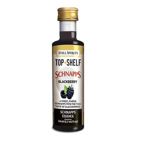 Still Spirits - Top Shelf Schnapps - Blackberry