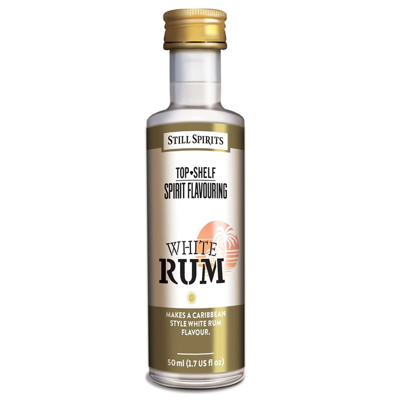 Top Shelf Spirit - White Rum