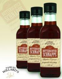 Samuel Willard's Pre-Mix Butterscotch Schnapps
