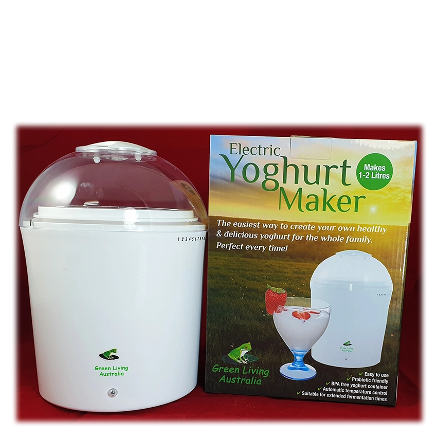 Green Living Yoghurt Machine 2lt