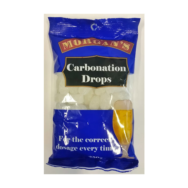 Carbonation Drops - Morgan's