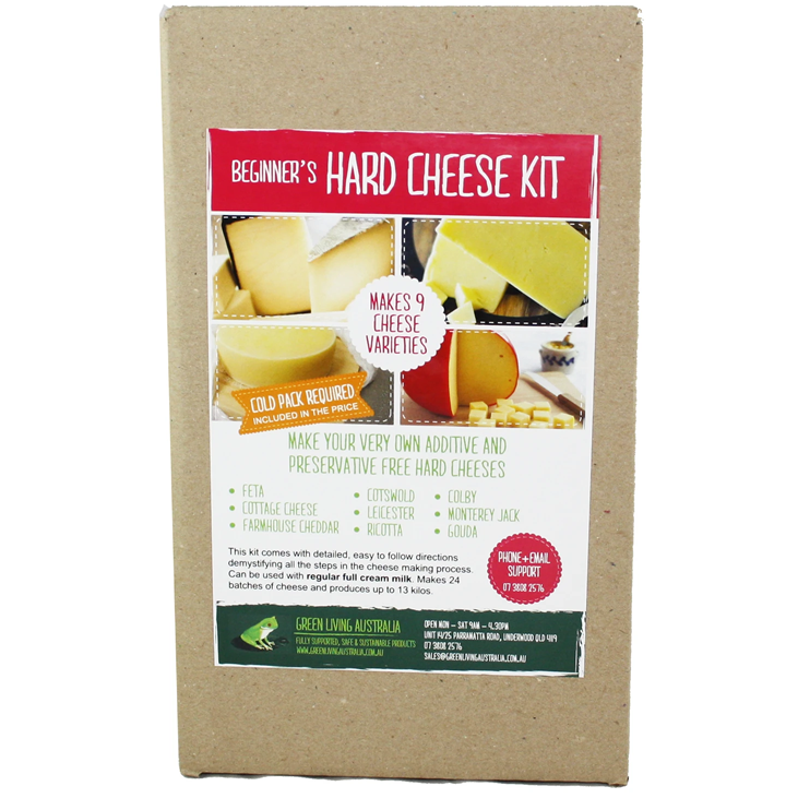 Hard Cheese Kit