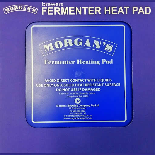 Morgan's Fermenter Heat Pad
