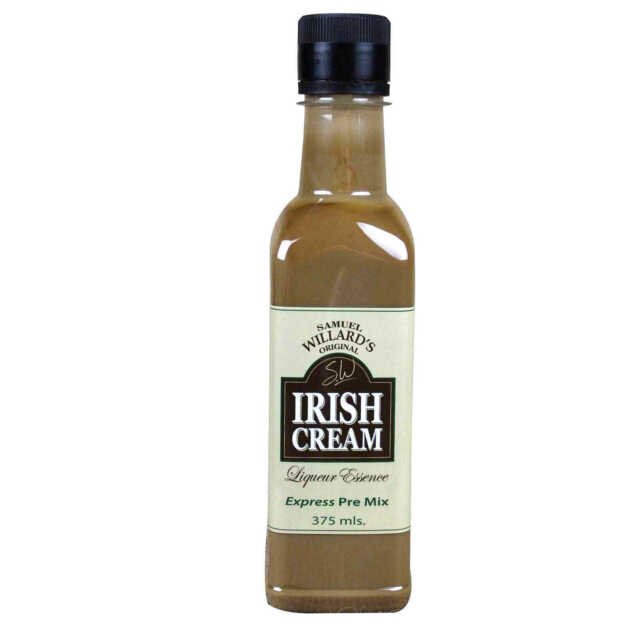Samuel Willard's Pre-Mix Irish Cream