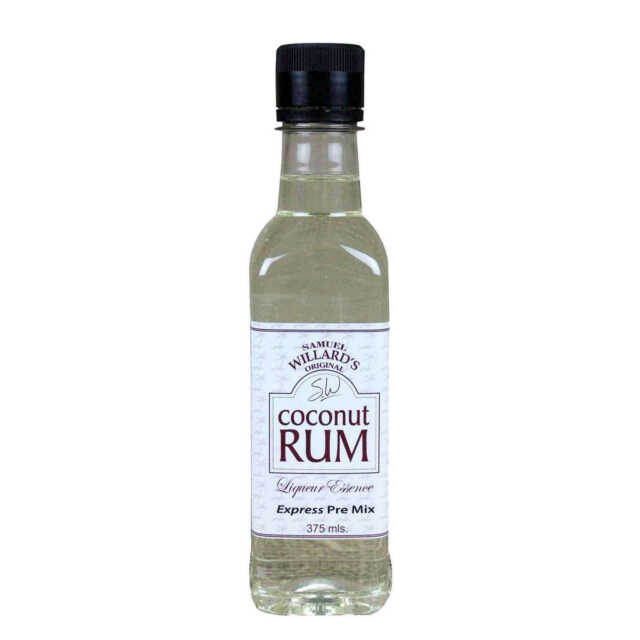 Samuel Willard's Pre-Mix Coconut Rum