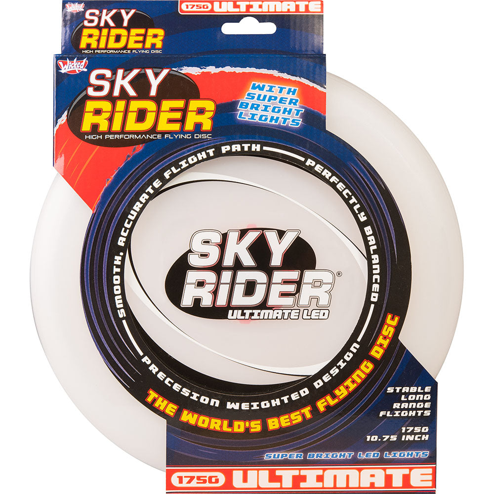 Sky Rider Ultimate LED Flying Disc