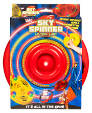 Load image into Gallery viewer, Sky Spinner Ultra LED Trick Disc